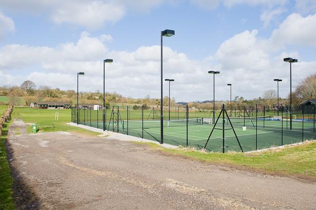 Tennis Courts, Cheriton