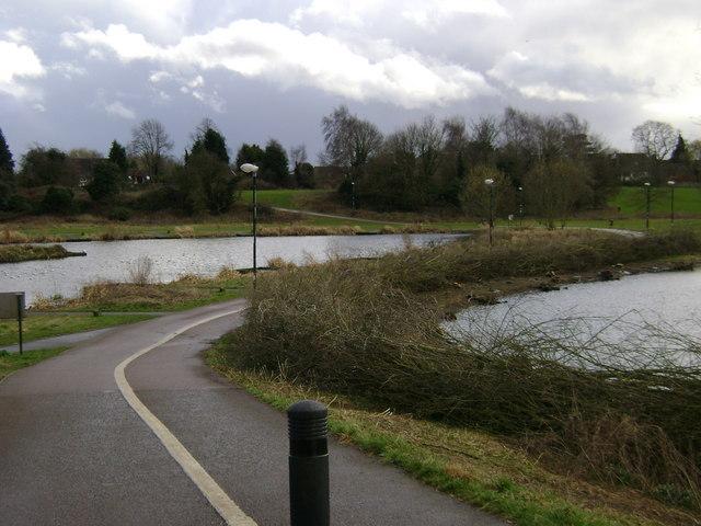 Kingfisher Pool, Myton Fields