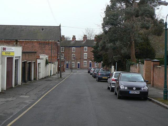 Villa Road