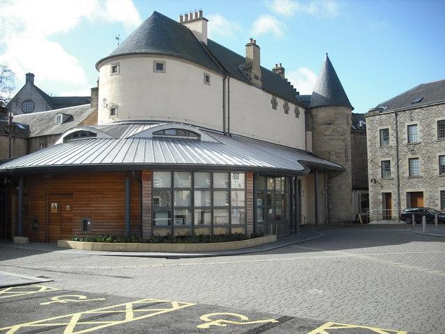 The Heritage Hub Hawick