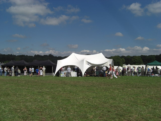 Tiverton : Mid Devon Show 2008