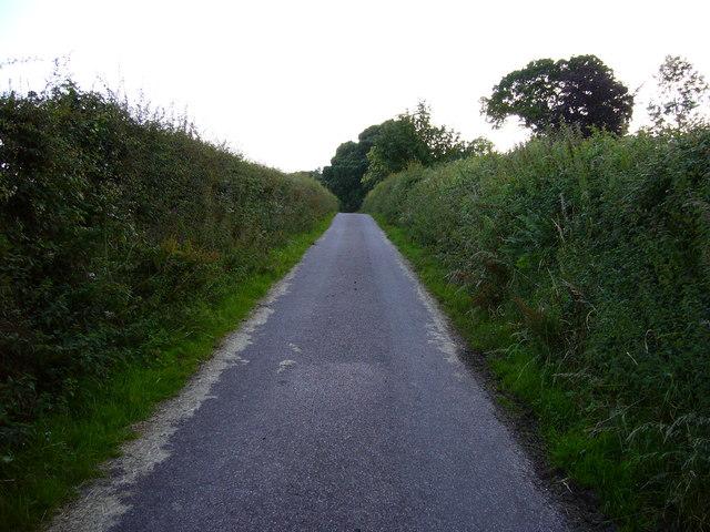 Tiverton : Hensleigh Road