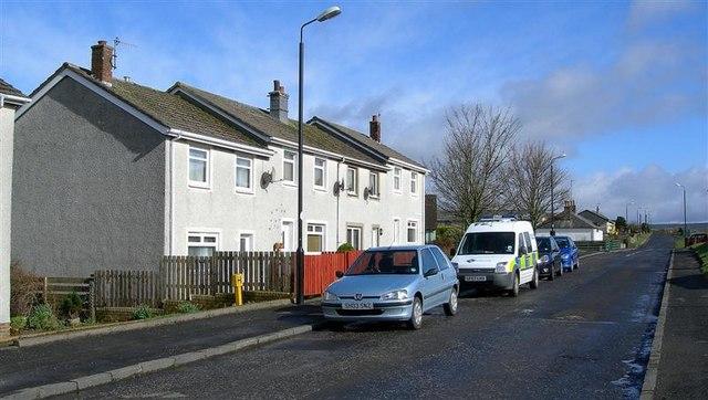 Kirkmichael Road, Crosshill
