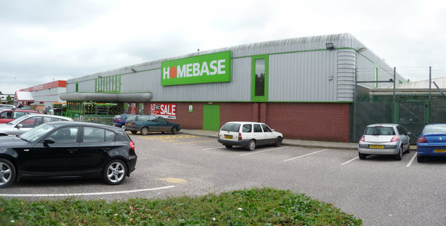 Tiverton : Homebase Superstore