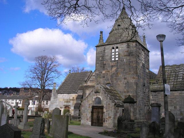Corstorphine Old Parish Church