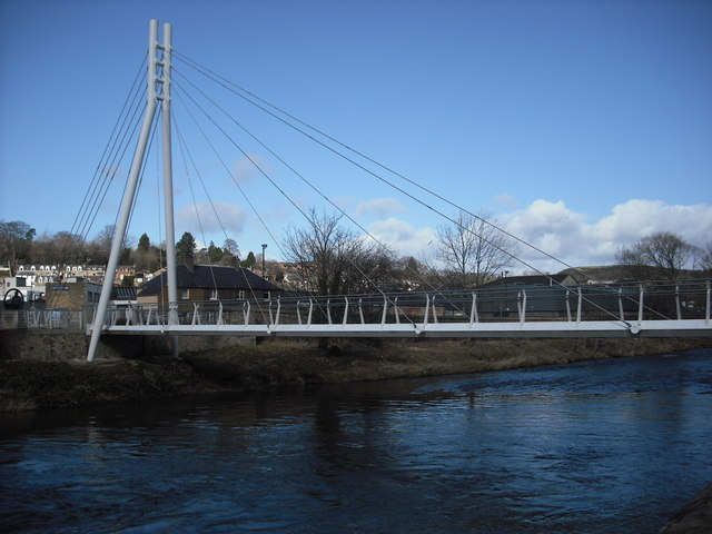 The James Thomson Bridge