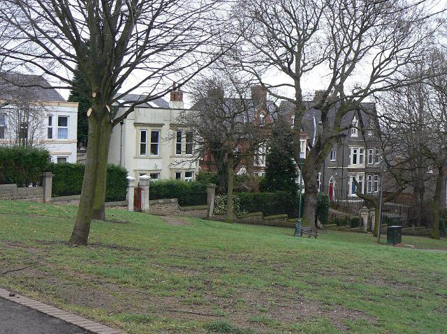 Victorian Villas on Corporation Oaks