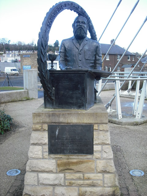 The James Thomson memorial