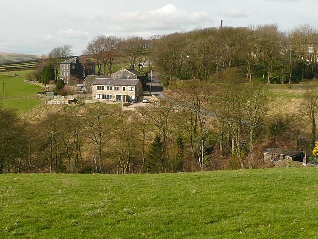 Ibbot Royd, Chiserley, Wadsworth