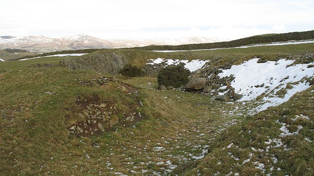 Quarry, Hay Fell