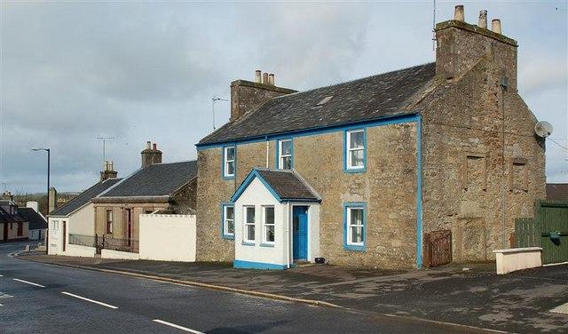 The Original Schoolhouse, Crosshill