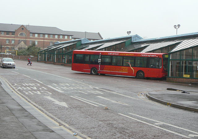 Victoria Bus Station