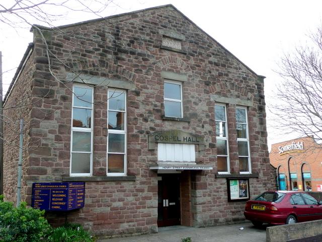 Henry Street Evangelical Church, Ross-on-Wye