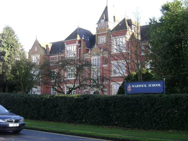 Warwick School, Myton Road