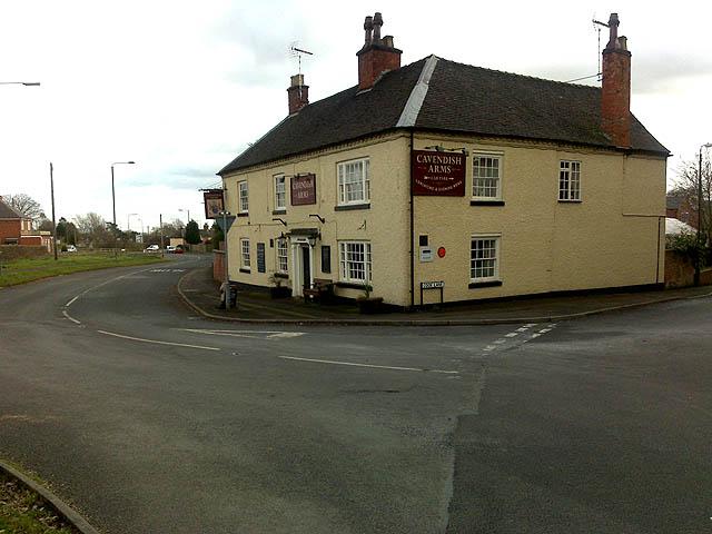 Cavendish Arms, Doveridge