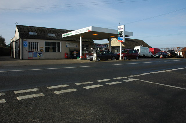 Alderton Garage