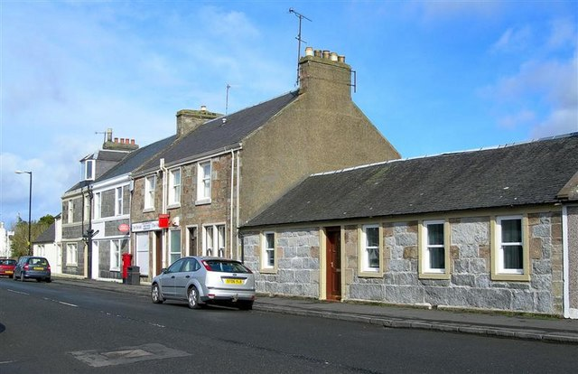 King Street, Crosshill