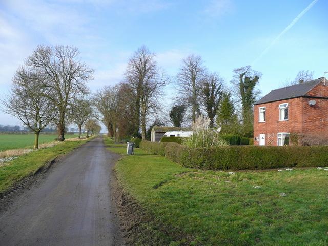 Beeches Lane, Carrington