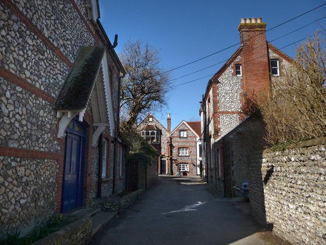 School Lane, Steyning