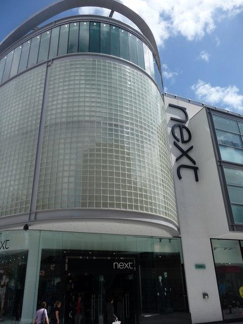 Exeter : Next Store, Princesshay