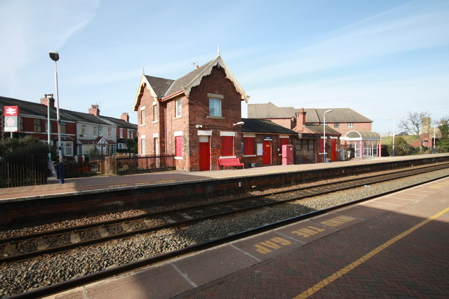 Layton Railway Station