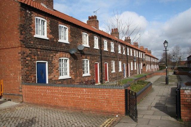 Redbourne Street