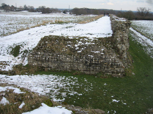 The South Gate - Silchester