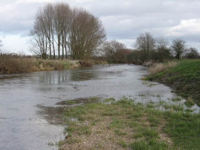 River Stour near Fortis Ford