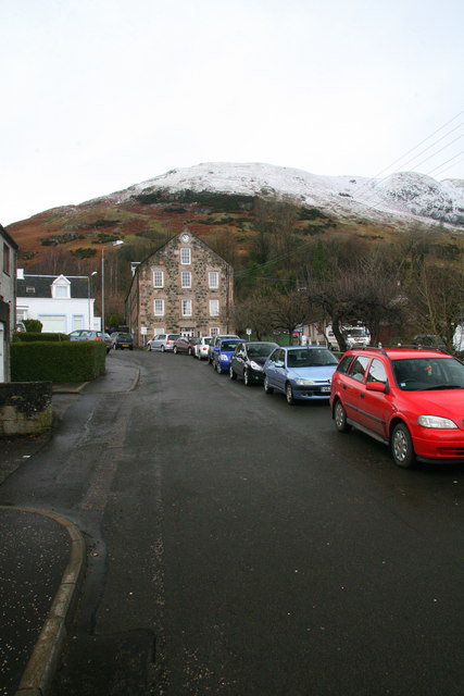 Braehead Avenue , Tillicoultry