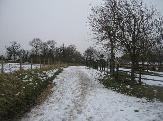 Track by Manor Farm