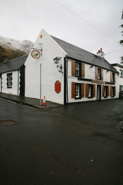 The Woolpack Inn, Tillicoultry