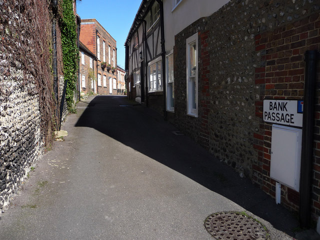 Bank Passage, Steyning