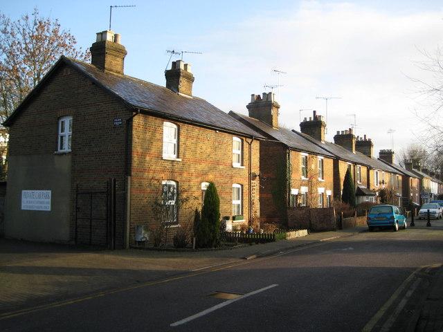 Rickmansworth: Talbot Road