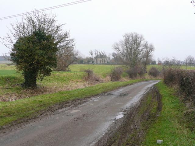 Lane to Upton