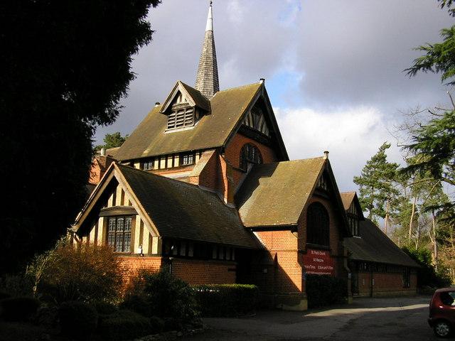 St. Paul's Church, Camberley