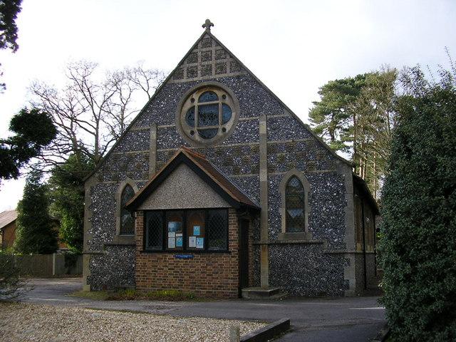 St. Paul's Church Hall, Camberley
