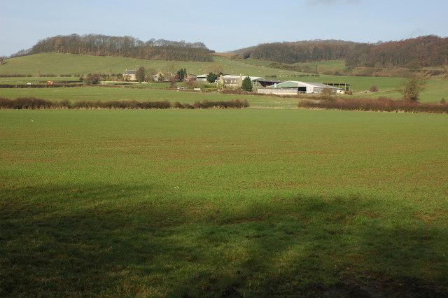 Naunton Farm, Alderton
