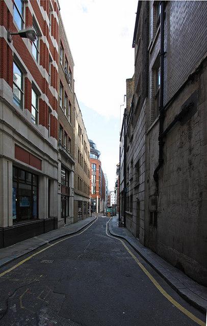 Pilgrim Street, London EC4