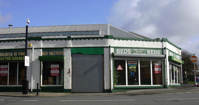 Bed Shop, Deardengate