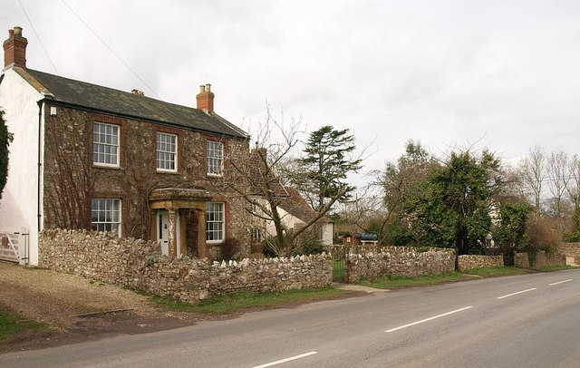 Farmhouse, Blagdon Hill