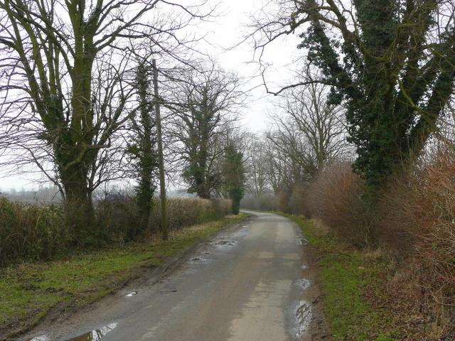 Lane to Sutton