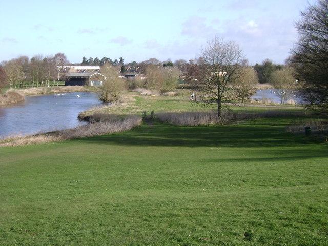 Myton Fields east