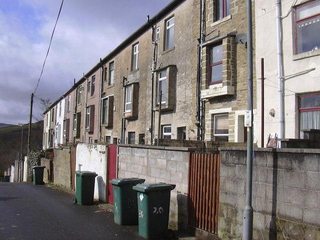 Back Peel Street