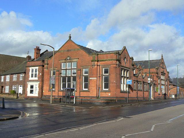 Carlton Road Library