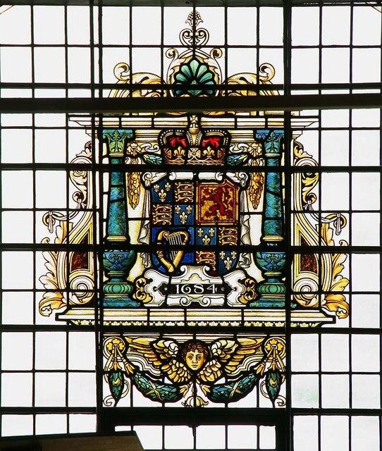 St Martin, Ludgate Hill, London EC4 - Window