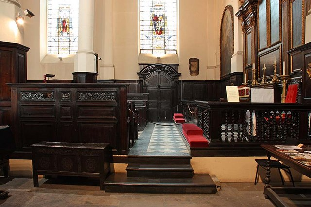St Martin, Ludgate Hill, London EC4 - Sanctuary