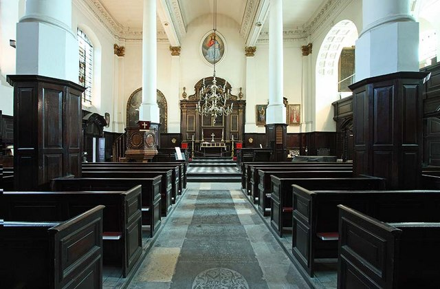 St Martin, Ludgate Hill, London EC4 - East end