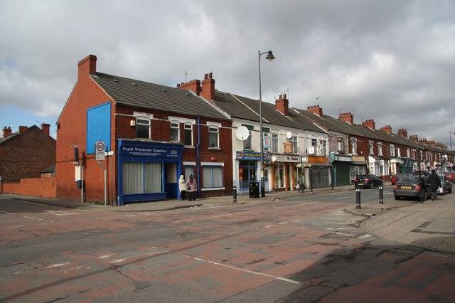 Frodingham Road