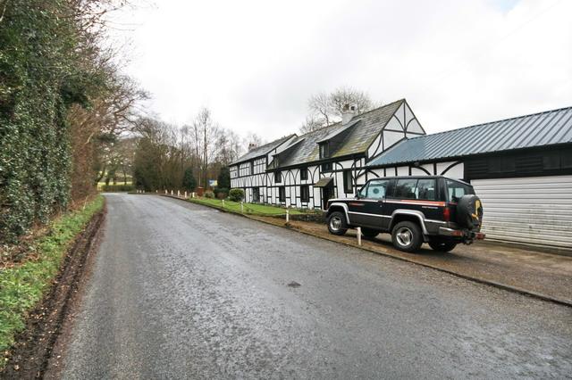 Cottages at Eccles Moss Farm