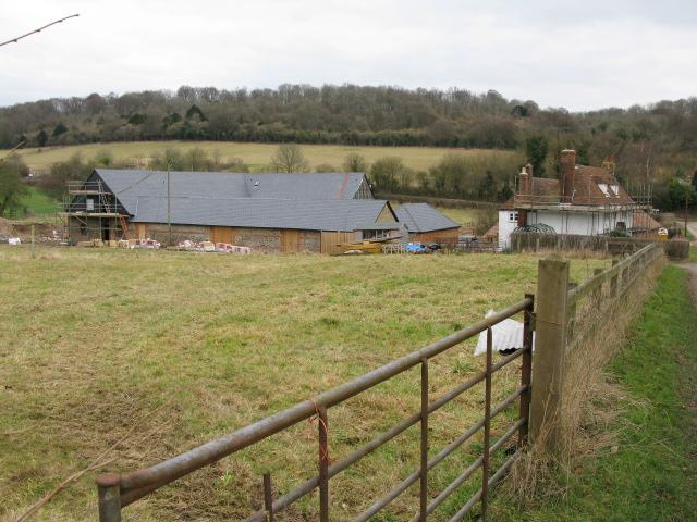 Yockletts Farm and barn conversion